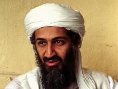 Osama bin Laden, shown in a 1998 photograph.