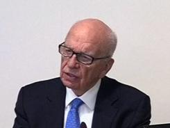 News Corp. executive chairman Rupert Murdoch resumes his testimony before Britain's media ethics committee in London today.
