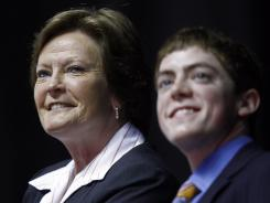 The same day Pat Summitt announced her resignation as head coach, her son, Tyler, accepted an assistant coaching job for the women's basketball team at Marquette in Milwaukee.