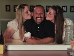 In this family, dad Frank Porter lets his two daughters Megan and Courtney live rent-free in a house he owns. He pays for their car repairs and car insurance.