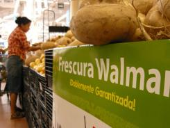 Wal-Mart allegedly spent more than $24 million bribing Mexico officials to get construction permits.