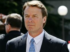 Edwards: Former Democratic presidential candidate.