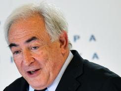 Dominique Strauss-Kahn faces a civil lawsuit over alleged sexual assault.