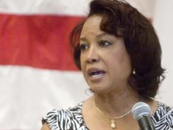 Fla. Lt. Gov. Jennifer Carroll said the Stand Your Ground task force would not try the Trayvon Martin case.