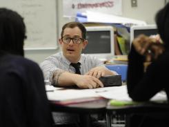 "Using ""Common Core"" since 2010: David Riesenfeld teaches history in Long Island, N.Y."