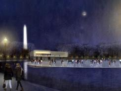 The Trust for the National Mall announced three winners for their competition to spruce up the National Mall.