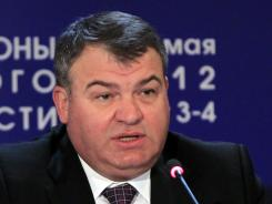 "Russia's Defense Minister Anatoly Serdyukov warns on Thursday that missile talks between Moscow and Washington are ""close to a dead end."""