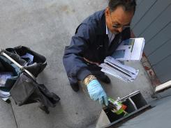 The bad news of mail delivery: The U.S. Postal Service is losing $25 million a day.