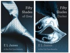 The trilogy of books have received national attention for their popularity and subject matter.