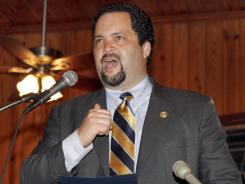 NAACP President and CEO Benjamin Jealous said increasing black voter registration is a concern.