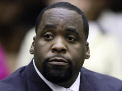 Former Detroit mayor Kwame Kilpatrick faces allegations from the Securities and Exchange Commission.