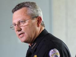 Former Sanford Police Chief Bill Lee stepped down amid strong criticism for his handling of the Feb. 26 shooting of Trayvon Martin.