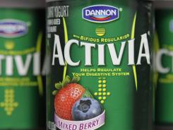 Activia is one of the many yogurt brands on the market that contains probiotics.