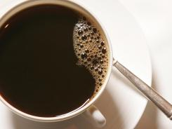 Coffee lovers were more likely to smoke, eat red meat, drink more three alcoholic beverages a day and less likely to exercise, the study says.