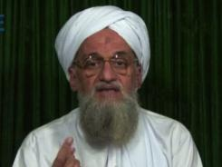 Video image purports to show al-Qaeda's leader, Ayman al-Zawahri, in a still image from a Web posting by al-Qaeda's media arm, as-Sahab, earlier this year.