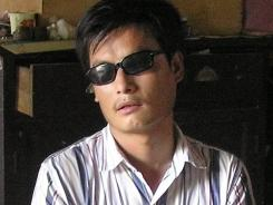 Escapee:  Chen Guangcheng's escape into the U.S. Embassy in Beijing is among recent strange events in China.
