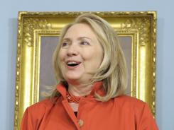 Secretary of State Hillary Rodham Clinton