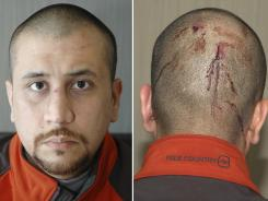 George Zimmerman, the neighborhood watch volunteer who shot Trayvon Martin.