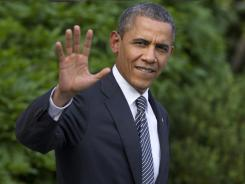 President Obama has raised $233.5 million for his campaign thus far.