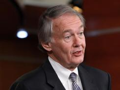 """This company should actually be renamed the United States Earmark Corp.,"" Rep. Ed Markey, D.-Mass., said of USEC."
