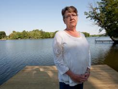 Diana Stewart, 62, a retired elementary school teacher from Paris, Ind., worries about the future for her children and grandchildren.