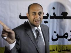 Presidential candidate Khaled Ali has joined dozens of activists in a hunger strike to protest the continued detention of hundreds facing possible military prosecution.