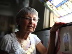 Eileen Sammon is organizing a prayer vigil Tuesday in front of St. Patrick's Cathedral in Manhattan to offer her support to Catholic nuns.