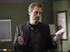 "bold>Hugh Laurie takes a bow: /bold> As medical leaders redefine ""the great doctor,"" Gregory House's departure is both timely and welcome."