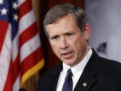 The Senate put Iranian leaders on notice that they must halt all uranium enrichment activities, Sen. Mark Kirk, R-Ill., said Monday.