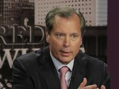 Texas Lt. Gov. David Dewhurst participates in a GOP Senate primary debate in Houston on May 3.