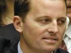 Richard Grenell denies he was forced out of the Romney campaign after two weeks on the job.