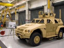 The Joint Light Tactical Vehicle was meant to replace the Humvee.