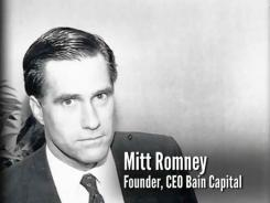 Business experience: An ad criticizes Mitt Romney and Bain Capital's handling of a steel mill.