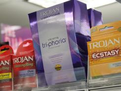 Vibrators can now be seen at many mainstream stores next to condoms on the shelf.