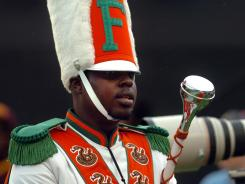 Robert Champion, a drum major in Florida A&M University's marching band, died after being hazed on a bus.