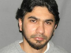 This undated booking mug shows Faisal Shahzad, the man convicted of plotting a car bombing in New York's Times Square.