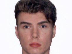 Luka Rocco Magnotta was arrested in Berlin on Monday.