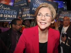 Warren: Running for the U.S. Senate.