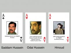 Abed Hamid Hmoud, once No. 4 on the list of most-wanted former Iraqi leaders, was executed Thursday.