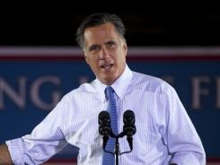 Mitt Romney and the Republican National Committee reported bringing in a combined $76.8 million in May.