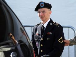 U.S. Army Private Bradley Manning is charged with knowingly aiding al-Qaida in the Arabian Peninsula by leaking documents.