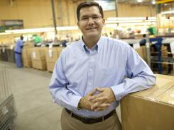 Mike Rozembajgier's firm, Stericycle of Indianapolis, handles the collection of recalled items for many companies across the country.