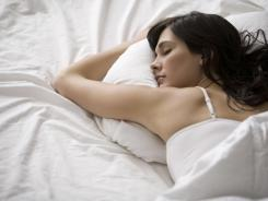 Fewer people report eight or more hours of sleep a night, according to the National Sleep Foundation.