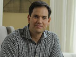 U.S. Sen. Marco Rubio's memoir will be released Tuesday.