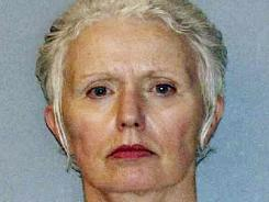 Catherine Greig, the longtime girlfriend of Whitey Bulger, who was captured with Bulger June 22, 2011.