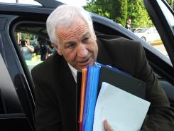 Witness in Sandusky trial says he screamed for help – USATODAY.