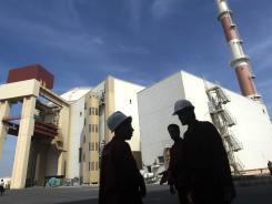 Atomic energy plant: The crisis over Iran's nuclear program could end in three ways.