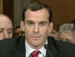 Brett McGurk, President Obama's nominee to be U.S. ambassador to Iraq, appeared before the Senate Foreign Relations Committee on June 6.