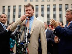 Clemens: Found not guilty Monday in Washington, D.C.
