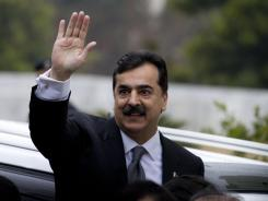 Pakistani Prime Minister Yousuf Reza Gilani has been refusing to step down, saying he has done nothing wrong and accusing the Supreme Court's chief justice of having a vendetta against him and his party.